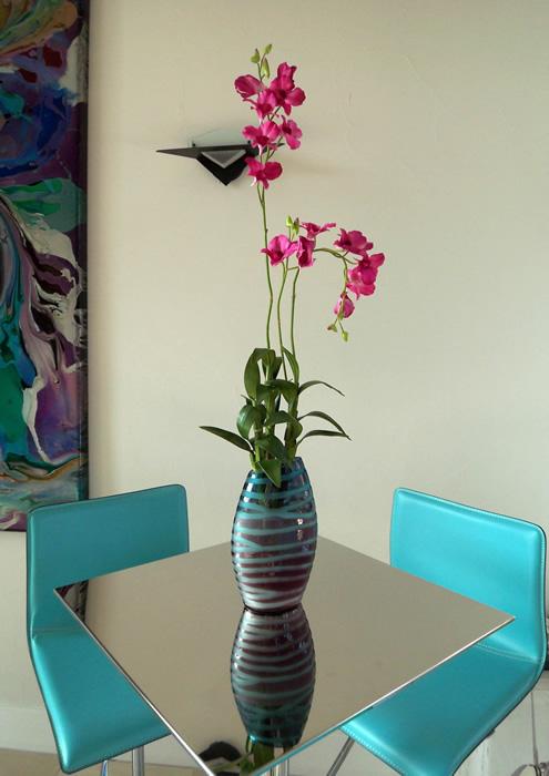 Decoración de empresas en Madrid, plantas y flores para oficinas.